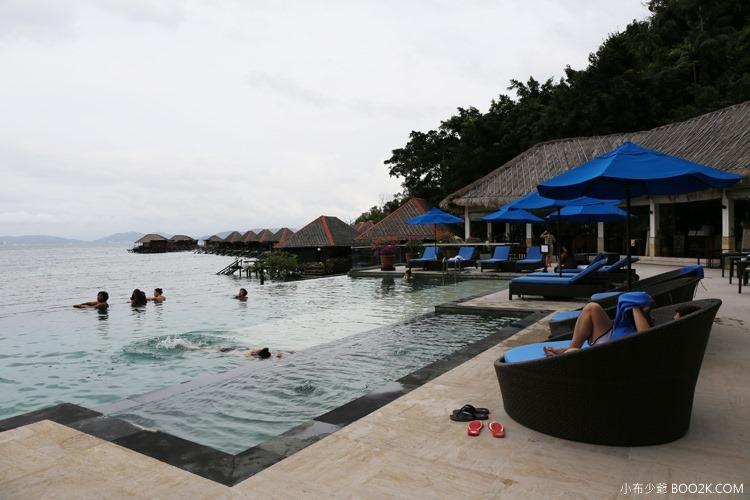 [馬來西亞沙巴]伽亞娜生態度假村~跳島旅行住水上屋!IMG_5620