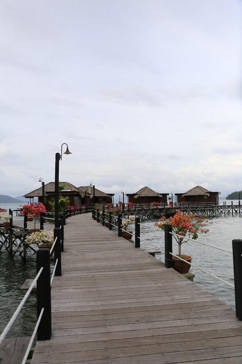 [馬來西亞沙巴]伽亞娜生態度假村~跳島旅行住水上屋!IMG_5657