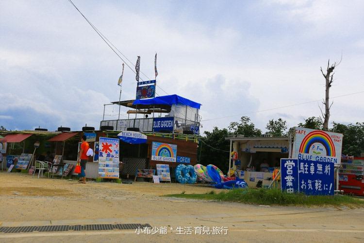 日本 沖繩 古利宇大橋 無料美景 沙灘玩水去-89