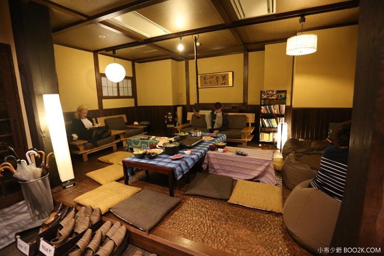 [高山住宿]便宜青年旅館 K's House Takayama,近高山站、老街小京都