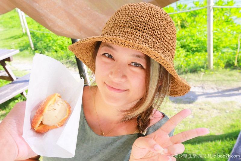 2016 沖繩宇宙第三好吃的甜甜圈冰淇淋-3550