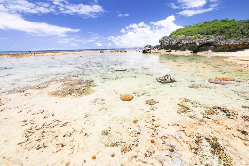 2016沖繩愛心礁石 潮間帶-3251