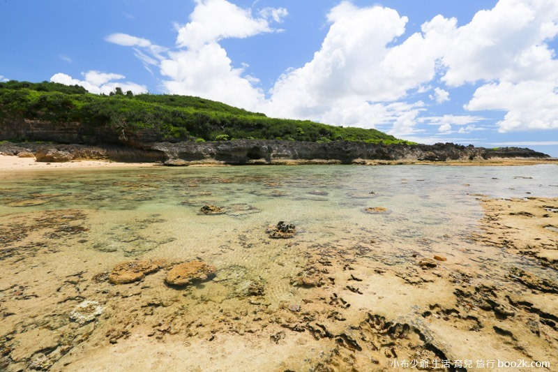 2016沖繩愛心礁石 潮間帶-3254