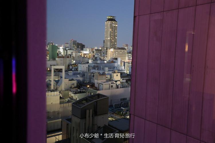 日本大阪道頓掘住宿CROSS HOTEL飯店-33