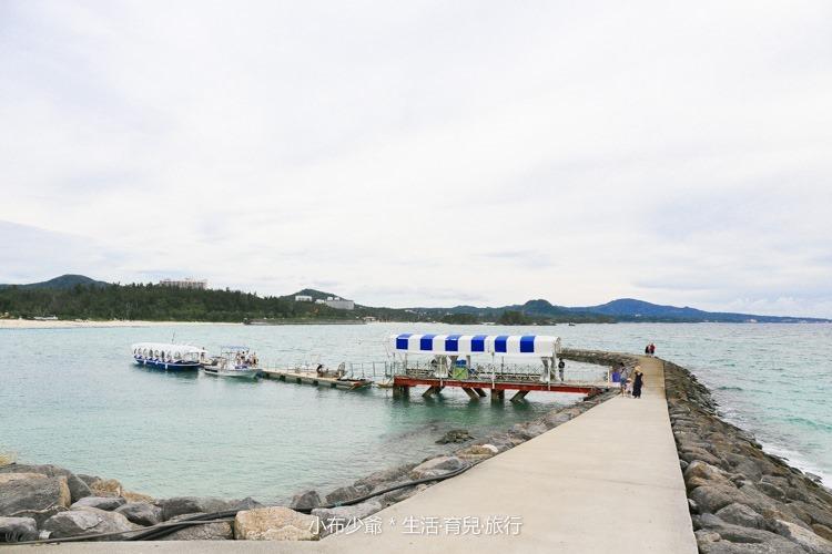 日本 沖繩水中展望塔 玻璃船1-22