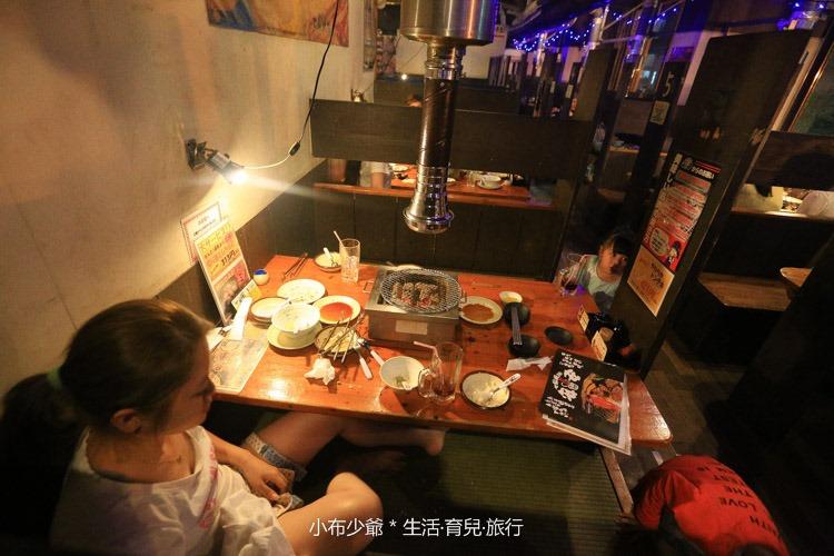 日本 沖繩美食 安安 七輪燒肉 日本和牛-78
