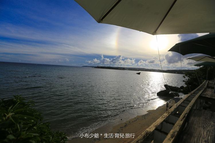 日本沖繩浜辺の茶屋景觀咖啡廳-15