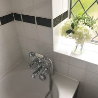 DIY Tips: Painting Ceramic Tiles For A Bathroom Update ...