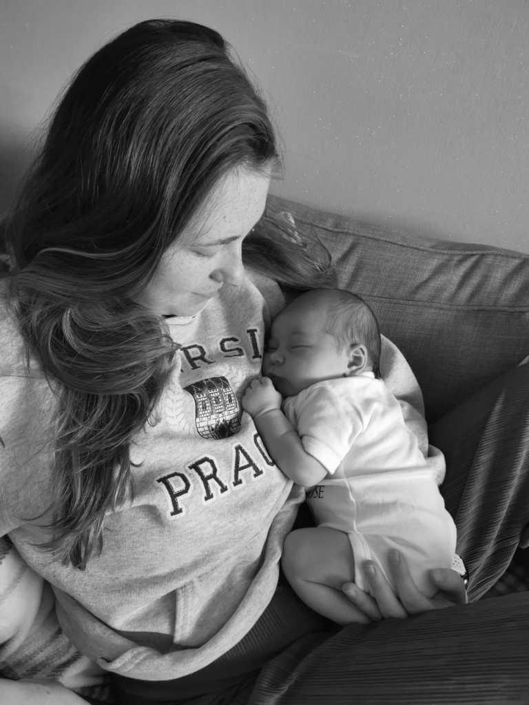 breastfeeding during lockdown