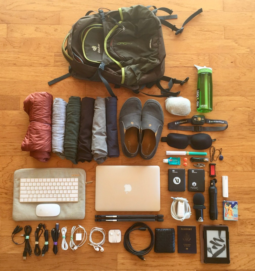 Minimalist Packing Guide  How To Travel Indefinitely With A Normal  Backpack8 min read a18e6157e18c2
