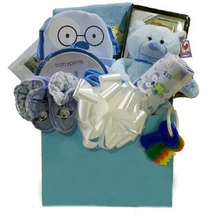 Baby boy baskets and baby boy gift ideas beautiful boy negle Image collections