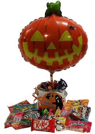 Halloween Hits Gift Basket