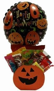 Tricky Treats Gift Basket