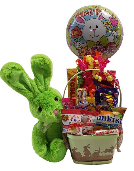 Childs easter gift baskets easter gift baskets canada negle Image collections