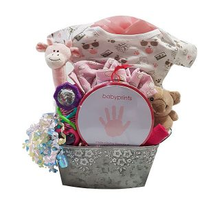 Baby boy baskets and baby boy gift ideas 7650 select options time for baby negle Image collections