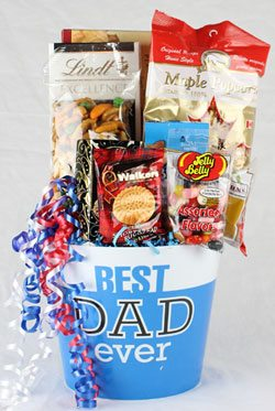 best dad ever Gift Basket