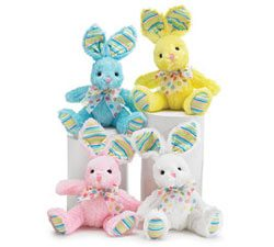 Colored Bunny-each sold separately