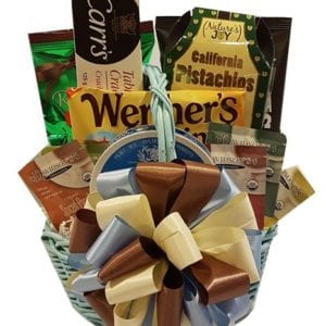Sugar free gift baskets diabetic friendly gift baskets in canada saying no to sugar negle Choice Image