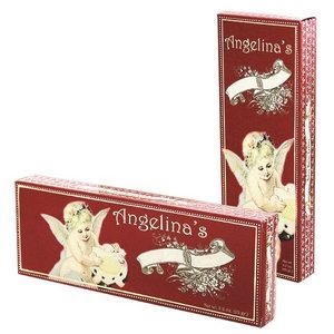Angelina's Butter Cookies Red 63g-2.22oz