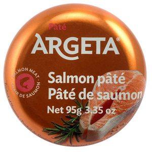 Argeta Salmon Pate 95g-3.4 oz