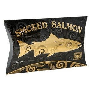 anada Select Smoked Salmon - Black 56g-2 oz