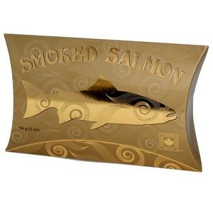 Canada Select Smoked Salmon - Gold 56g-2 oz