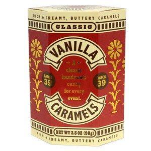 Classic Vanilla Caramels 98g-4oz