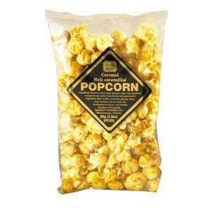 Comfort Collection Caramel Popcorn 80g-2.8 oz