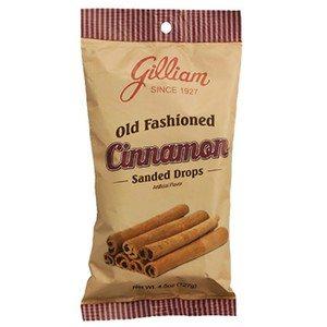 Gilliam Old Fashioned Cinnamon Drops 127g-4.5oz