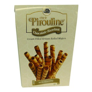 Pirouline Wafers Large Box Beige 100g-3.5 oz