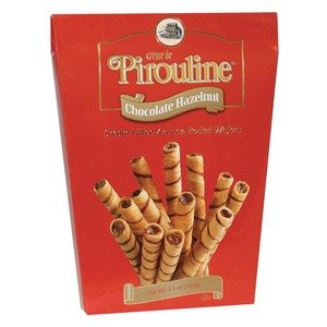 Pirouline Wafers Large Box Red 100g-3.5 oz