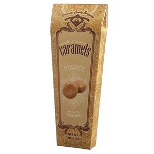 Primrose Candy Smooth & Creamy Caramels Gold 1.25 oz-35.6g