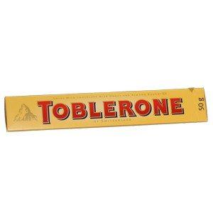 Toblerone Chocolate - Small Carton Bar 50g-1.76oz