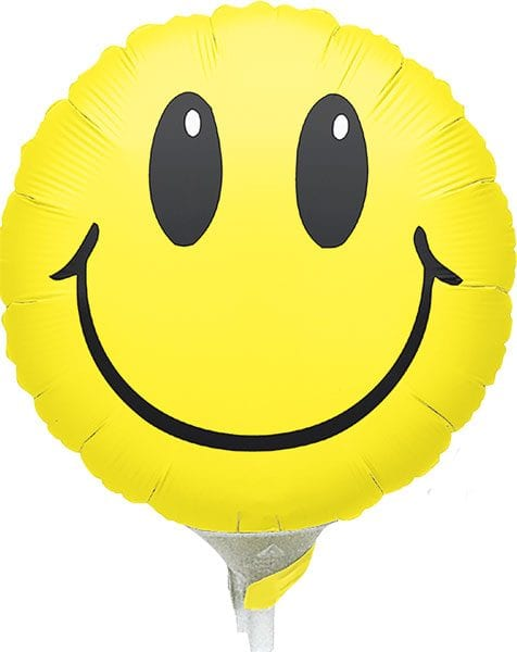 balloons-smiley-9-inch