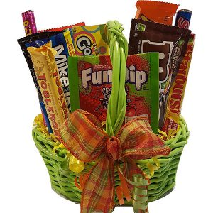 Gluten free gift baskets gluten free gift basket ideas canada gluten free candy bouquet negle Gallery