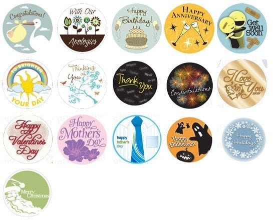 Occasion Labels