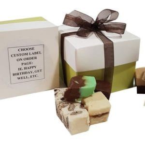 fudge-sampler