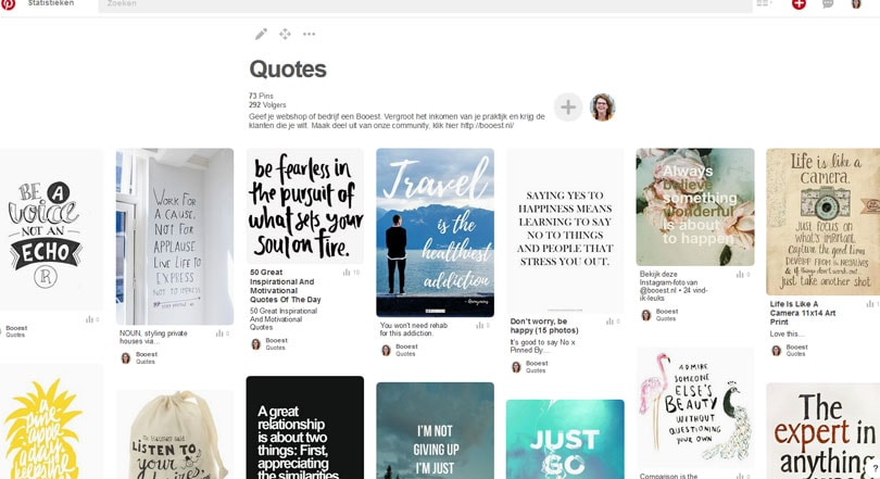 Hoe maak je quotes op een mooie achtergrond