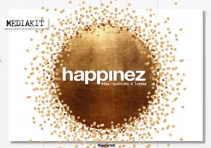 Mediakit Happinez