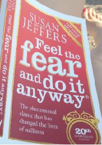 Feel the Fear book