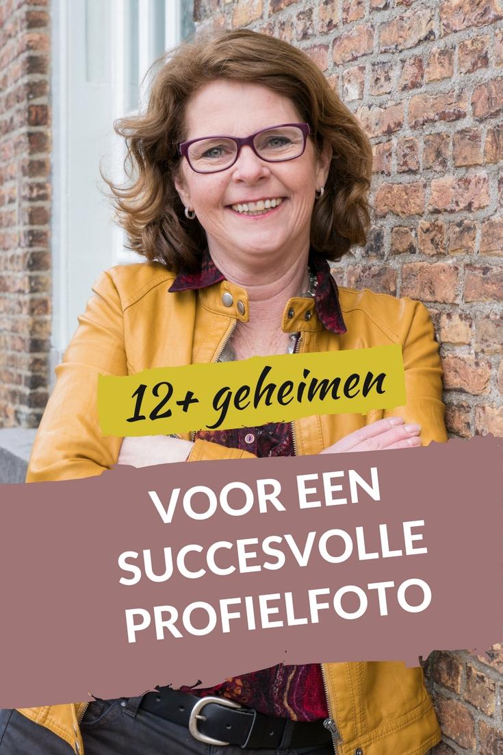 12+ geheimen voor een succesvolle profielfoto. Wat doe je wel en wat doe je niet? Waar let je op bij een succesvolle profielfoto?