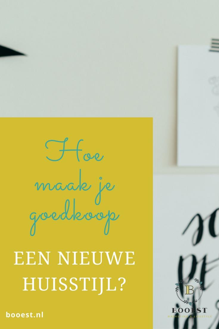 Hoe maak je goedkoop een logo - www.www.booest.nl/hoe-maak-je-goedkoop-een-nieuwe-huisstijl
