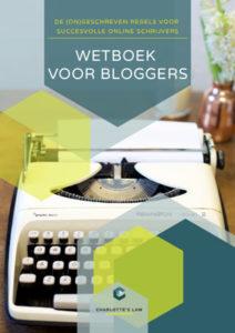 wetboek voor bloggers www.booest.nl