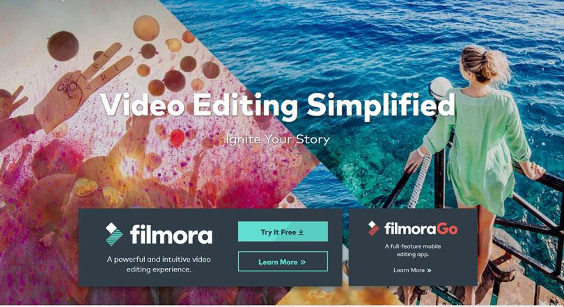 Gratis video bewerkingsprogrammas Filmore
