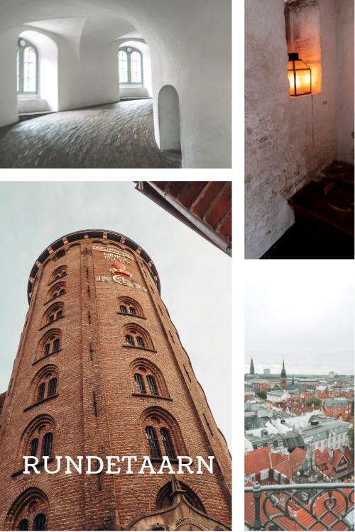 Rundetaarn - De Ronde Toren in Kopenhagen. Bovenin bevindt zich de sterrenwacht en heb je een fantastisch uitzicht over Kopenhagen. - Booest.nl