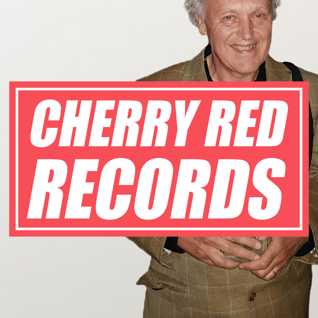 Iain McNack from Cherry Red Records