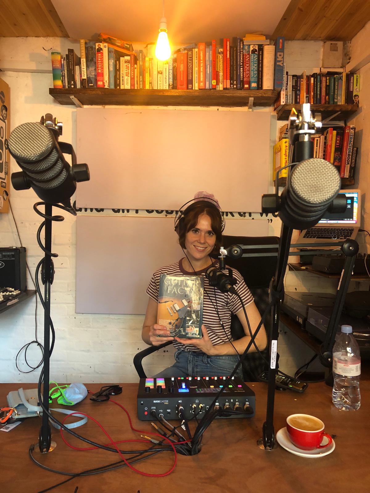 Kate Nash visits The Boogaloo Radio studio