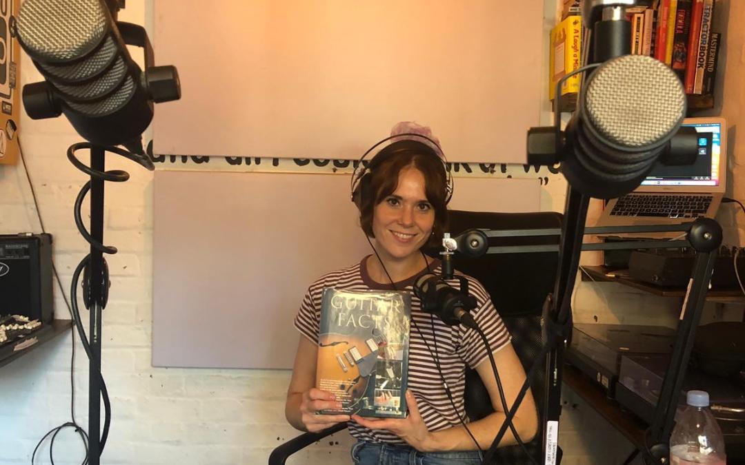 Kate Nash Live in the Boogaloo Radio Studio
