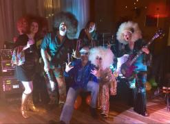 Boogie Machine Birthday Fans