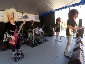 Boogie Machine @ Denver Chalk Art Festival